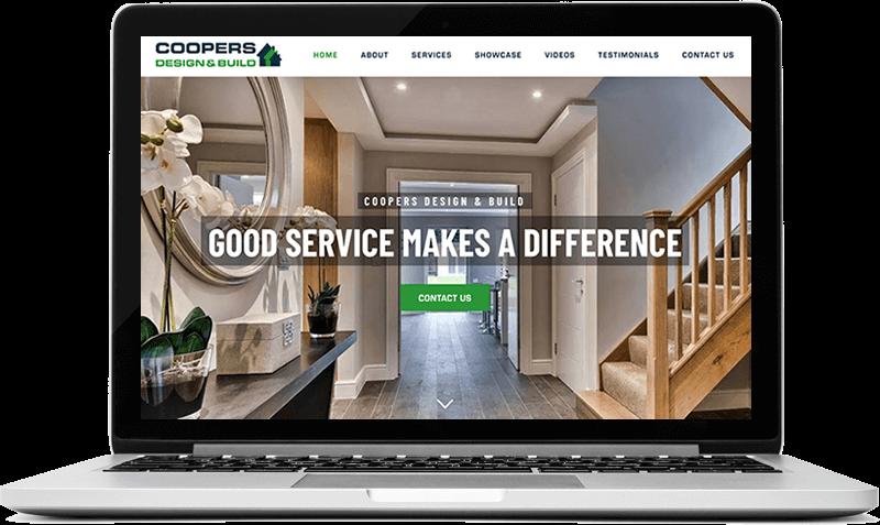Builders Website in Surrey