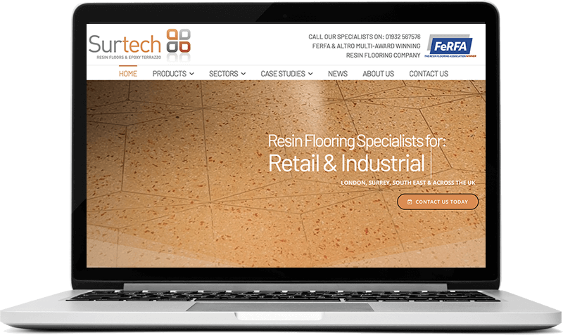Resin Flooring Company