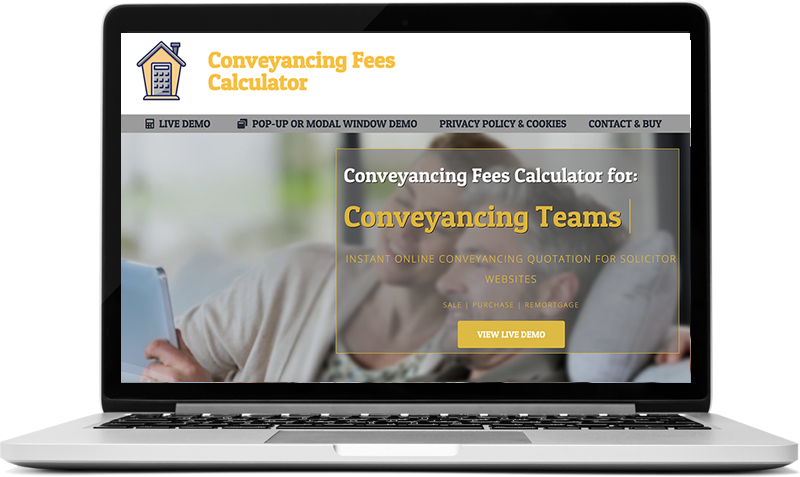 Conveyancing Calculator for Solicitors