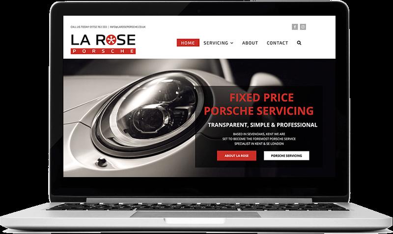 Independent Porsche Service Centre